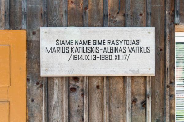 1. Gruzdžiai 1914–1923